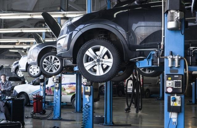 自動車整備業のWP保守