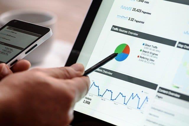 アクセス分析で集客に繋がるホームページ制作